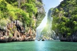 Тепло Таиланда